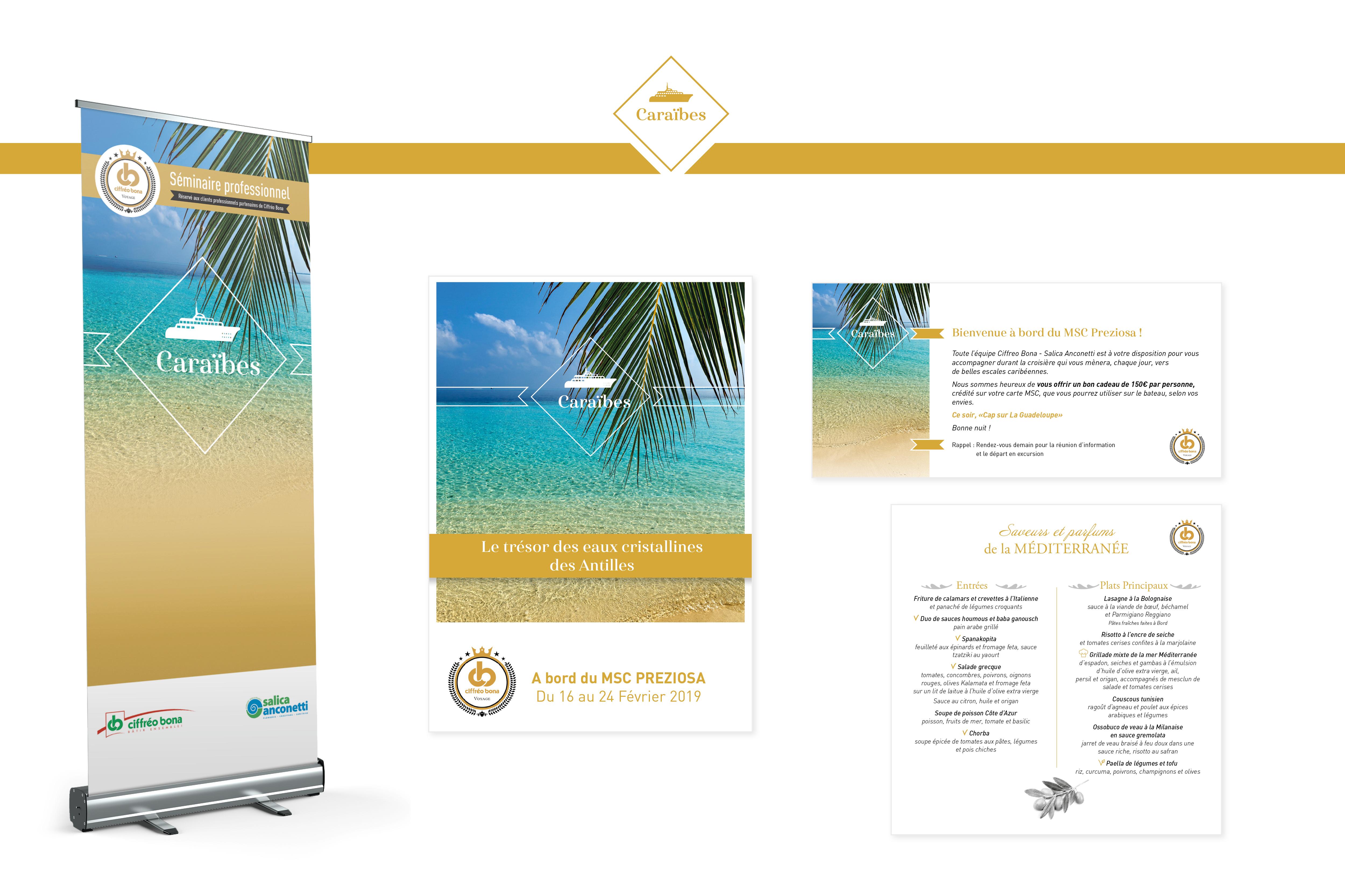 Création du logo et de la charte / Client : Easy Booking